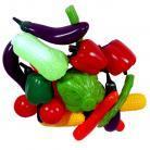 Pir Set legume din plastic Bucatarie copii