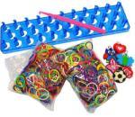 UNIKATOY Loom Twister gumikarkötő készítő szett 1000db-os
