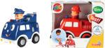 Simba Toys ABC Nyomd és megy kisautó 2 változatban