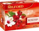 MILFORD Csipkebogyó-Hibiszkusz Gyümölcstea 40 filter