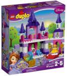 LEGO Castle – Szófia hercegnő fenséges kastélya (10595)