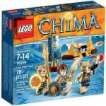LEGO Chima - Az Oroszlán törzs csapata (70229)