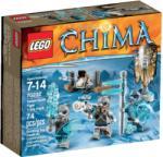 LEGO Chima - A kardfogú tigris törzs csapata (70232)
