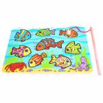 Bigjigs Toys Trópusi mágneses horgász játék