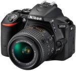 Nikon D5500 + 18-55mm VR II + 55-200mm VR II (VBA440K002) Digitális fényképezőgép