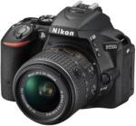 Nikon D5500 + 18-55mm VR II + 55-300mm VR (VBA440K003) Digitális fényképezőgép