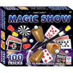 Hanky Panky Magic Show bűvészdoboz - 100 trükk