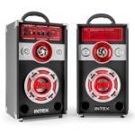 Intex DJ-600K Monitor de scena