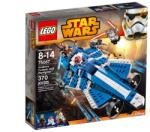 LEGO Star Wars - Anakin's Custom Jedi Starfighter (75087)