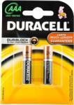 Duracell AAA Basic LR03 (2) Baterie alcalina