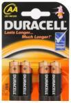 Duracell AA Basic LR6 (4) Baterie alcalina