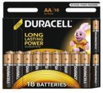 Duracell AA Basic LR6 (18) Baterie alcalina