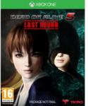 Tecmo Dead or Alive 5 Last Round (Xbox One) Játékprogram