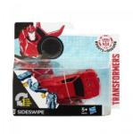 Hasbro Transformers - Robots in Disguise - Kis Robot - Sideswipe (B4651)