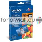 "Brother BP71GP50 Premium Plus Glossy Photo Paper, A6 (4x6""), 50 Sheets"