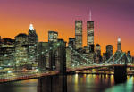 BeeStick Fototapet New York City - 366x254 cm (00139__AGW)