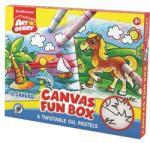 Artberry Színező Szett Canvas Fun Box