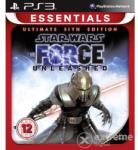 LucasArts Star Wars The Force Unleashed [Ultimate Sith Edition-Essentials] (PS3) Játékprogram