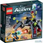 LEGO Ultra Agents - Spyclops beszivárgása (70166)