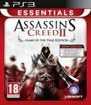 Ubisoft Assassin's Creed II [Game of the Year Edition-Essentials] (PS3) Játékprogram