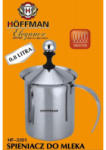 Hoffman Cana spumant lapte inox (3351)