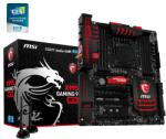 MSI X99S GAMING 9 ACK Placa de baza