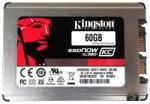 "Kingston SSDNow KC380 1,8"" 60GB SATA3 SKC380S3/60G"