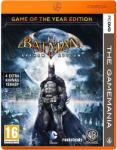 Warner Bros. Interactive Batman Arkham Asylum [Game of The Year Edition-The Gamemania] (PC)