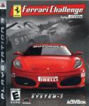 System 3 Ferrari Challenge Trofeo Pirelli (PS3) Játékprogram