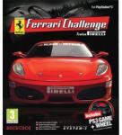 System 3 Ferrari Challenge Trofeo Pirelli [Wheel Bundle] (PS3) Játékprogram