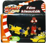Roary autó és figura - Maxi és Vakesz