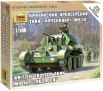 Zvezda Crusader Mk.IV (A13 Mk.II) 1/100 6227