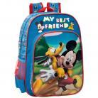 Next Door Universal Ghiozdan Mickey si Pluto Friends