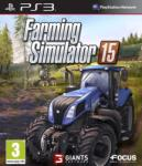 Focus Home Interactive Farming Simulator 15 (PS3) Játékprogram