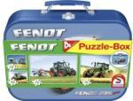 Multi Traktorok puzzle, 4 az 1-ben