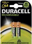 Duracell AA Duralock 1300mAh (2)