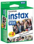 Fuji Fujifilm Instax Wide Twin fotópapír (20 lap)