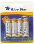 BlueStar AA 2800mAh (4) Baterie reincarcabila