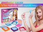 TYTOO Hajkréta Szett Rózsaszín Narancs Lila Világoskék 4x6g