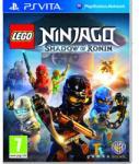 Warner Bros. Interactive LEGO Ninjago Shadow of Ronin (PS Vita) Software - jocuri