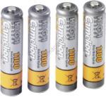 Camelion AAA 1100mAh (4) Baterie reincarcabila