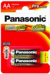 Panasonic AA Pro Power LR6 (2) LR6PPG/2BP Baterie alcalina