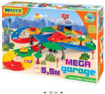 Wader Kid Cars 3D Mega Garage