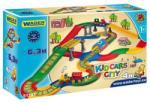 Wader Kid Cars 3D város pályaszett