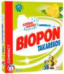 Biopon Takarékos Kompakt Mosópor 300g