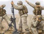 Trumpeter Modern US Marines Mortar Team 1/35 TRUM00423