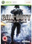 Activision Call of Duty World at War (Xbox 360)