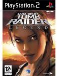 Eidos Tomb Raider Legend (PS2) Játékprogram