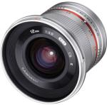 Samyang 12mm f/2 NCS CS (Fujifilm) Obiectiv aparat foto