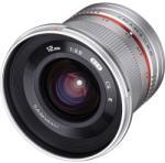Samyang 12mm f/2 NCS CS (Canon EOS M) Obiectiv aparat foto